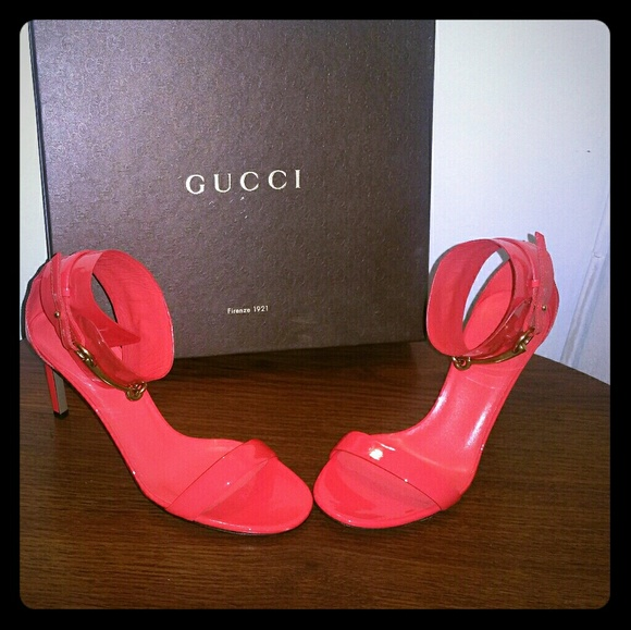 b8facf389 Gucci Shoes | Begonia Hot Pink Sandal | Poshmark